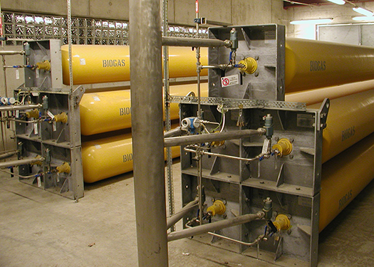 Gas compression solutions Renewables