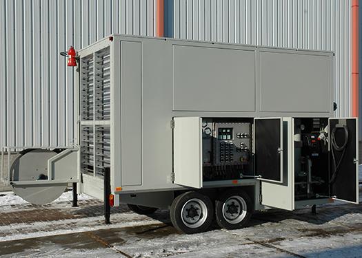 Refrigerant Charging & Vapor Recovery