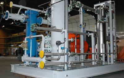 Fuel Gas Boosting