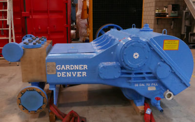 Overhaul Gardner Denver